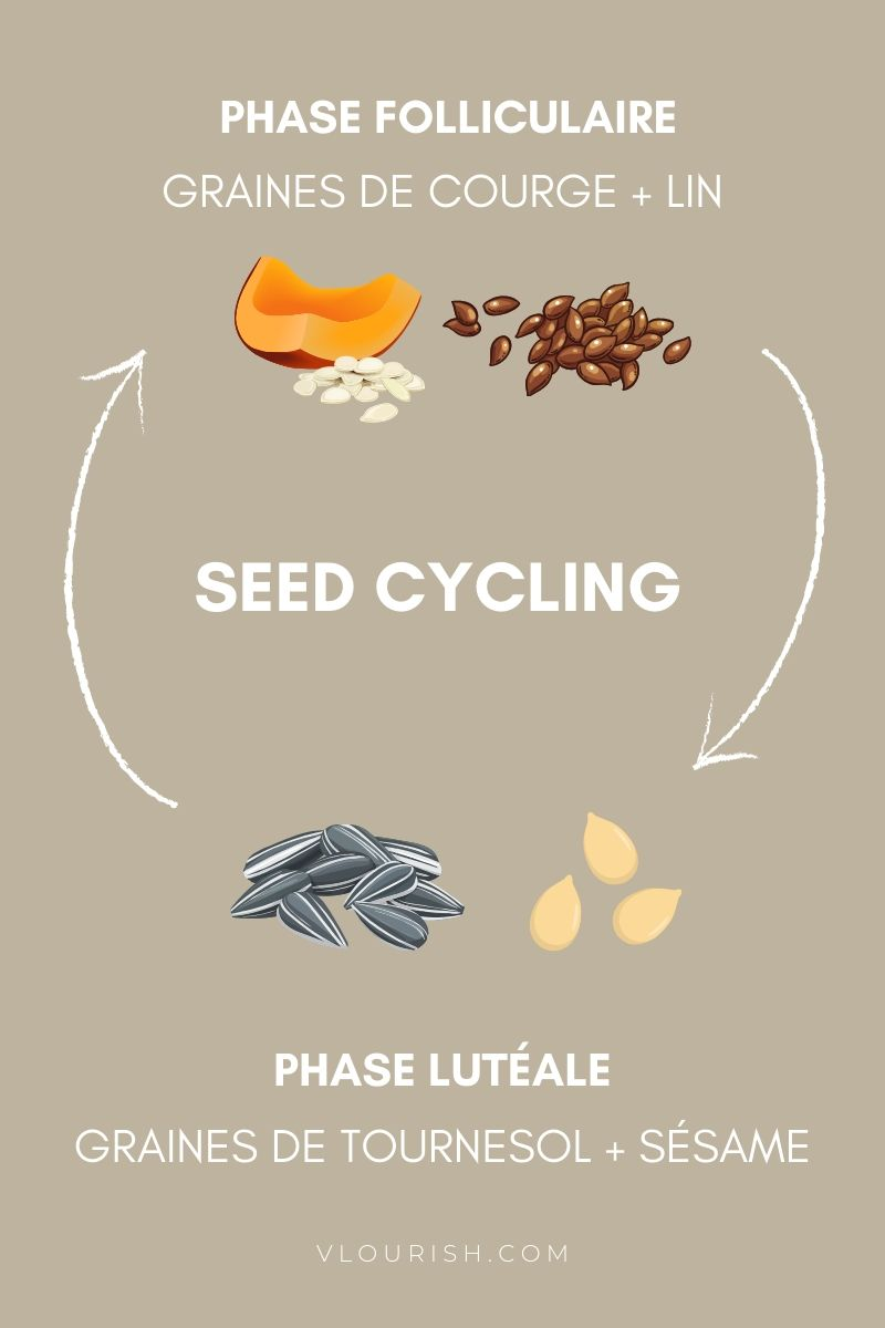 le seed cycling