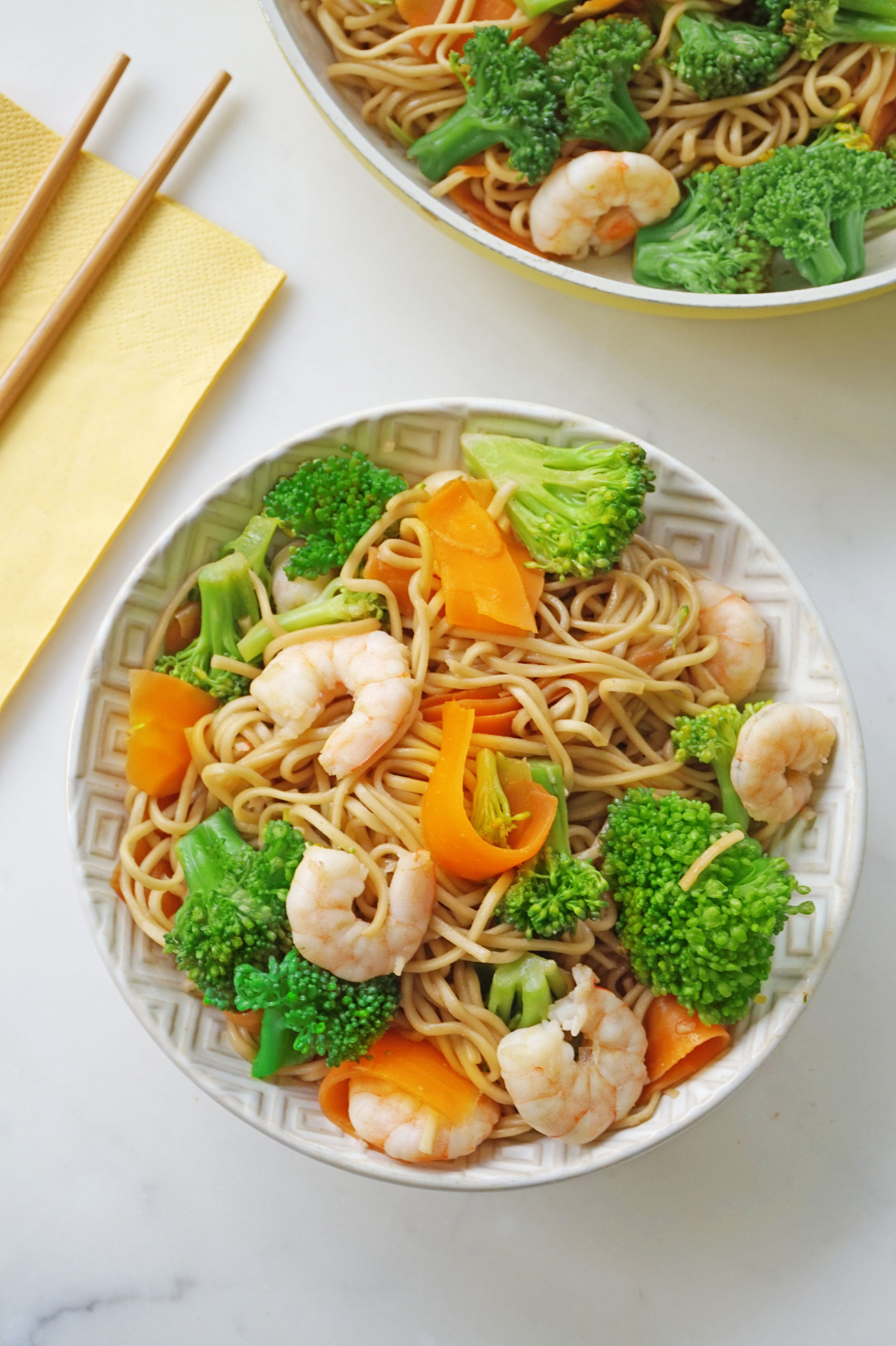 healthy chinese noodles recipe