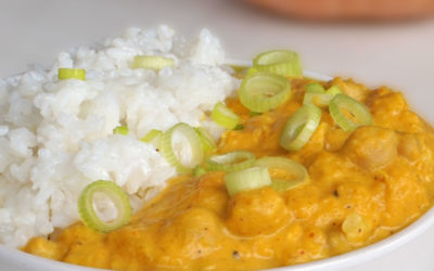 Butternut and Sweet Potato Curry Recipe For A Cozy Winter